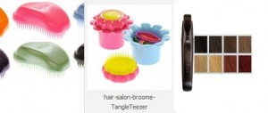 Hair Salon Broome Products