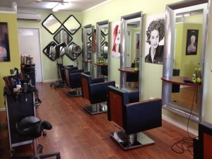 Hair Salon Broome - Inside