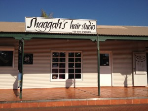 Hair Salon Broome - Outside